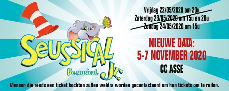 Seussical Jr, De musical